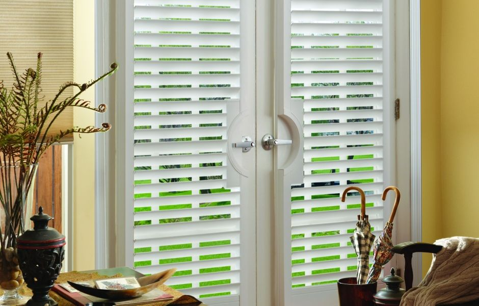 Incroyable Plantation Shutters Make The Perfect Alternative To French Doors