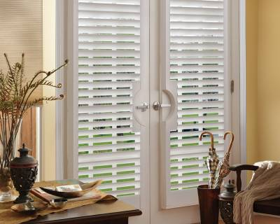 French Door Plantation Shutters Eclipse Shutters
