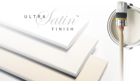general ultrasatin finish
